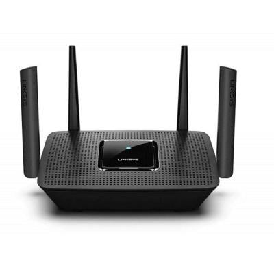 Linksys AC 2200 Tri-Band Gigabit Wireless Router, MR8300-ME