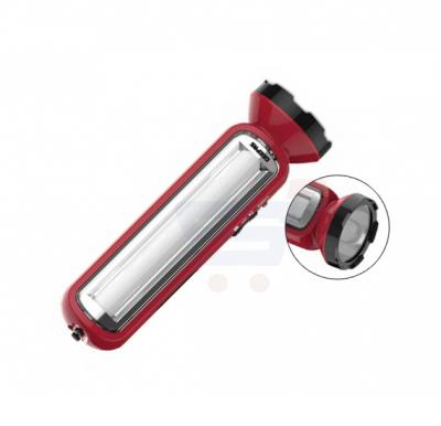 Geepas Rechargeable LED Torch with Emergency Lantern - GFL4663
