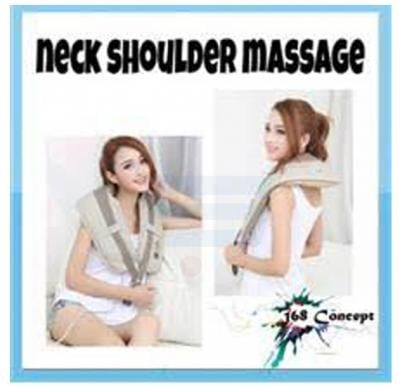 Multifunctional Body Massager Cervical Massage Shawl-More than 10 modes