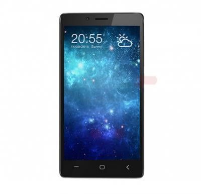 Xtouch x4 plus smart phones,Android 4.4,5.5 Inch IPS Display,1GB RAM,8GB Storage,Dual Camera,Dual Sim,Wifi-Gold
