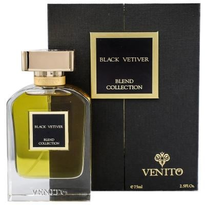 Ruky Black Vetiver Edp Perfume, 75 ml