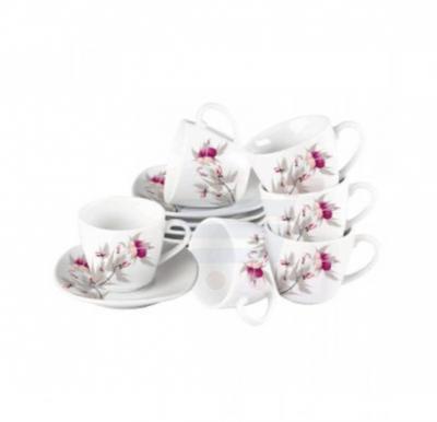 Flamingo Porcelain Coffee Set 12 PCS - FL7719PCS