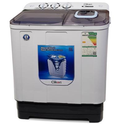 Clikon Semi Automatic Washing Machine,7kg,Ck616