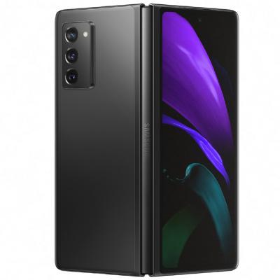 Samsung Galaxy Z Fold2 Dual SIM 12GB RAM 256GB Storage 5G, Mystic Black
