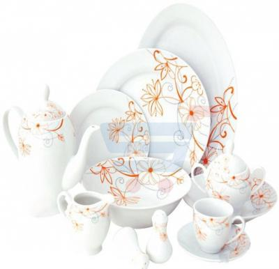 RoyalFord 49 Pieces Dinner Set - RF4841