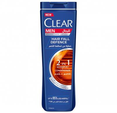Clear Shampoo Hair fall Defense 400ml