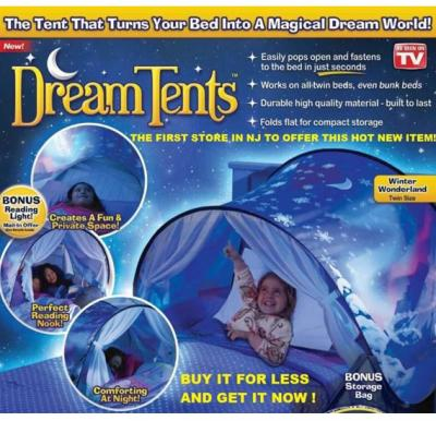 Dream Tents For Kids