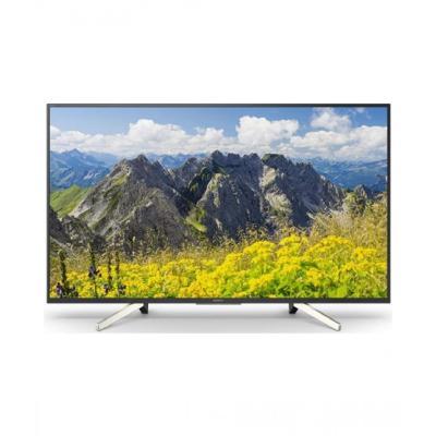 Sony 49 Inch LED 4K Ultra HD Smart TV, Black - KD 49X7500F