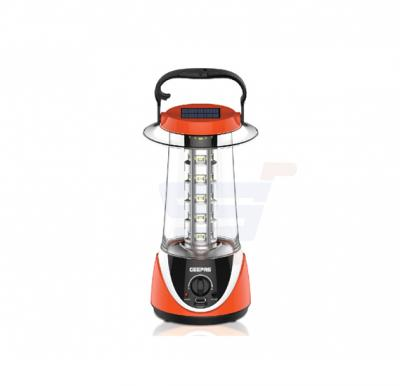 Geepas Rechargeable Solar LED Lantern - GSE5561
