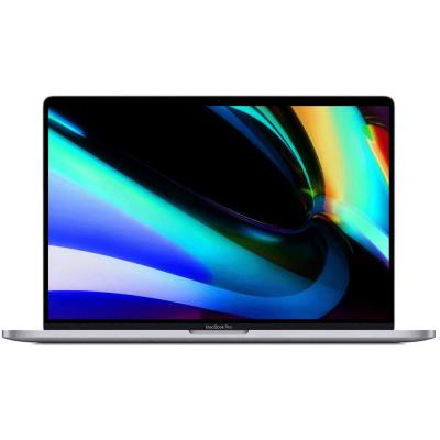 Apple MacBook Pro 16 inch Display 2019, i7 Processor, 16GB RAM, 512GB, Grey