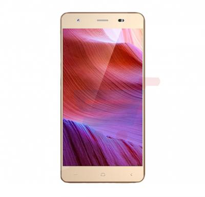 Xtouch A3 LTE Smartphone,4G,Android 5.1,5.0 Inch Capacitive touch screen,1GB RAM,16GB Storage,Dual Camera,Dual Sim,Wifi-Gold