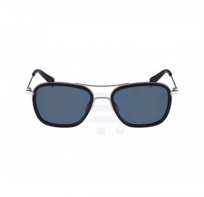 G-Star Aviator Black Frame & Gradient Mirrored Sunglasses For Unisex - GS111S-414