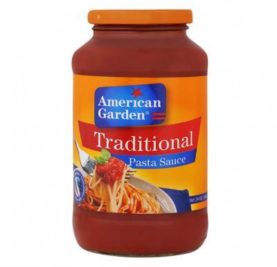 American Garden Traditional Pasta Sauce 24 Oz