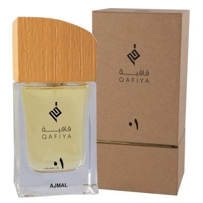 Ajmal Perfume Qafiya 01 Spray 75Ml ,Unisex,6293708008285