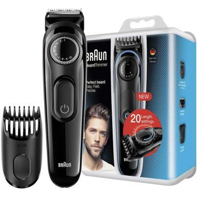 Braun BT 3000 Rechargeable Beard & Hair Trimmer