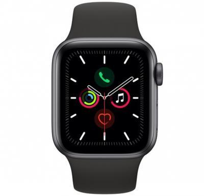 Apple Watch Series 5  44mm MWVF2 -Space Grey