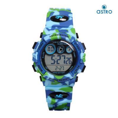 Astro Kids Digital Grey Dial Watch A9933-PPLS, Size 38