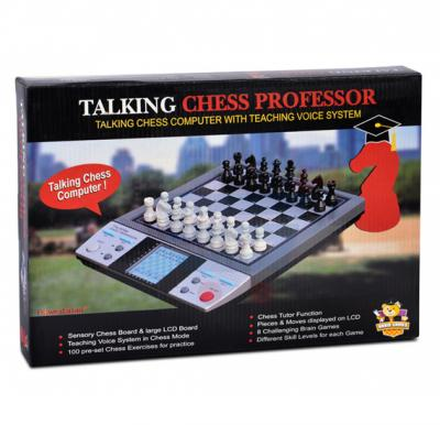 Brain Games Talking Chess computer-BG-10062