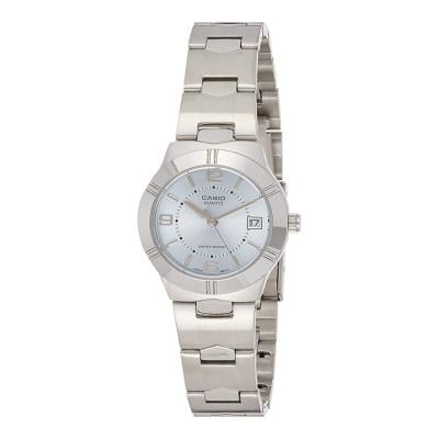 Casio Enticer Analog Blue Dial Womens Watch ,LTP-1241D-2ADF