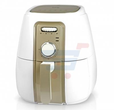 Saachi 3.2 Liter Air Fryer With 30 Minutes Timer White - AF‐4770