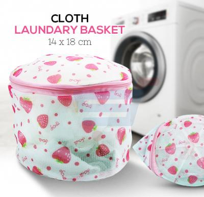 Cloth Laundry Basket 14 x18 cm, 1212