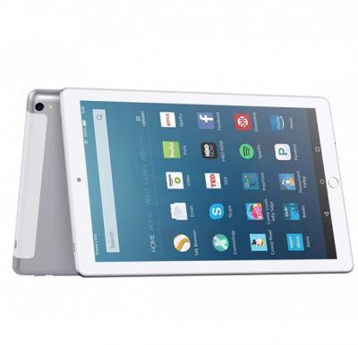 S-Color U300 10.1 inch Tablet, 4G, 32GB Storage, 3GB RAM, Silver