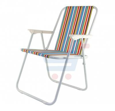 Foldable Beach and Garden Chair 492 Multicolor
