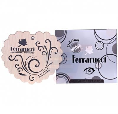 Ferrarucci 5 Color Eye Shadow 110g, 13