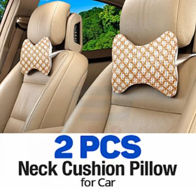 Car Seat Neck Cushion Pillow 2 Pcs