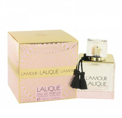 L Amour by Lalique for Women, edP 100 ml