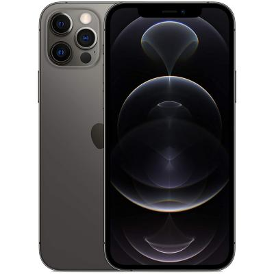 Apple iPhone 12 Pro, 6GB RAM 128GB Storage, 5G, Graphite, Middle East Version