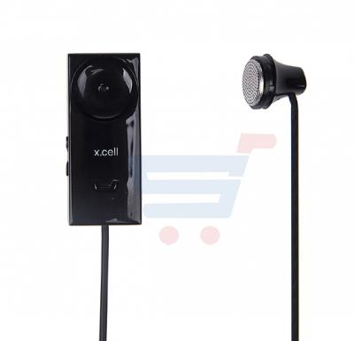 X-Cell Bluetooth Clip On Headset Black