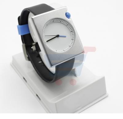 TOMI Unisex Rectangle Style Fashion Watch T076, White Black