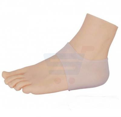 Silicone Foot Care, Moisturizing Gel Heel Sock