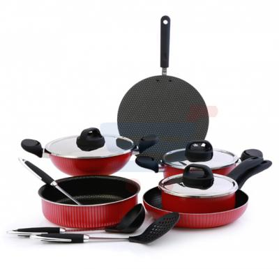 RoyalFord 12Pcs Non Stick Monarch Cookware Set, RF7803