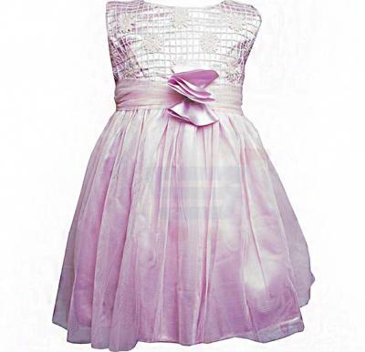 Amigo 7  Children Dress Pink - 6-9M  - 1306