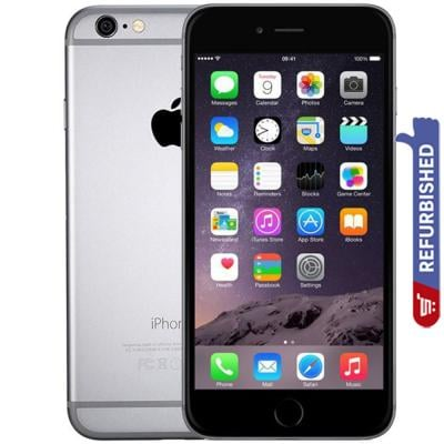 Apple iPhone 6 1GB RAM 64GB Storage 4G LTE, Space Gray- Refurbished