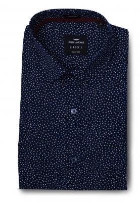Park Avenue PMSY12376-B8 Mens Shirt