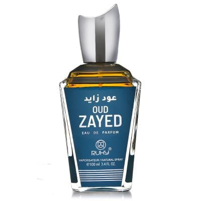 Ruky Oud Zayed EDP perfume 100ml