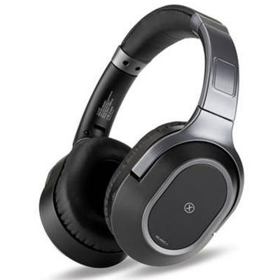 Xcell Wireless Over Ear Headphone, HS-ANC-1, Black