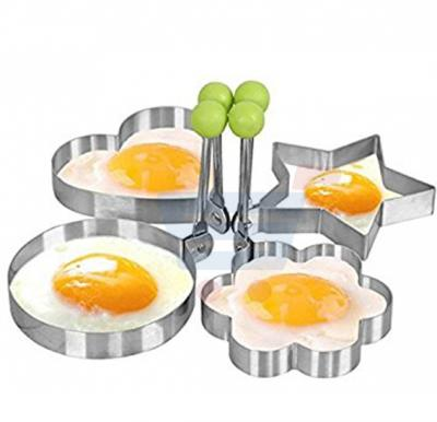 Mehome Egg Mold Egg Shaper Egg Ring Stainless Steel