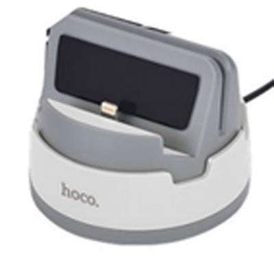 Hoco P3 Multifunctional Mobile Phone Holder -White+Grey