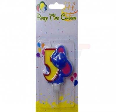 Party Time Candle animal 5 M116