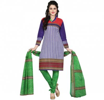 Rudra 2011 Cotton Printed Dress Material