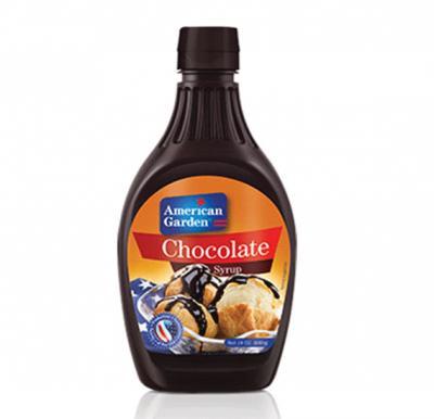 American Garden Chocolate Syrup 24 Oz