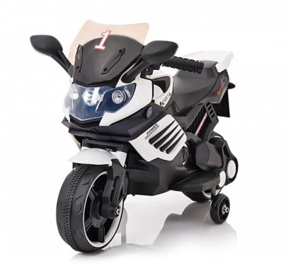 Al Taraf Rechargeable Kids ride on Scooter 158Q white