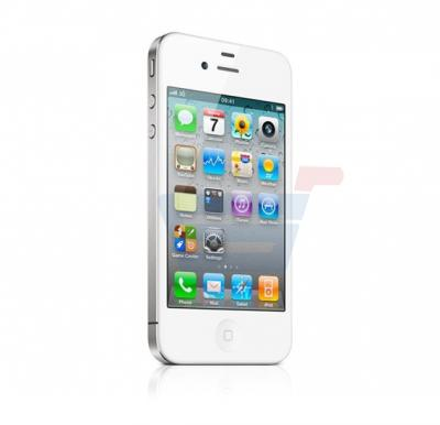 Apple iPhone 4S Smartphone, 3G, 16GB, 3.5inch, iOS 5, Dual Camera, Wifi - White