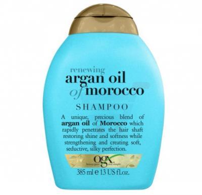 OGX Renewing Moroccan Argan Oil Shampoo 385ML