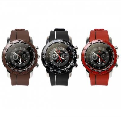 Just Login 3 in 1 Wrist watch Collection, Royalhand