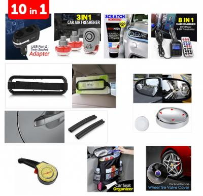 10 in 1 Automotive Bundle